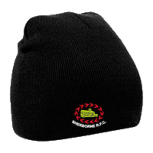 B/field Acrylic Knitted Beanie